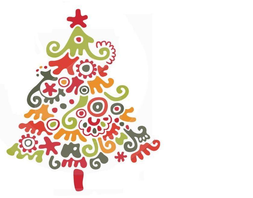 Arbol de navidad mezzanine bistro - Arboles decorados de navidad ...